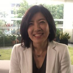 Kathy Park 박유경 Singapore President for  ASEAN and KOREA  ESSILOR